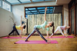 Best Sticky Yoga Mat for Sweaty Hands