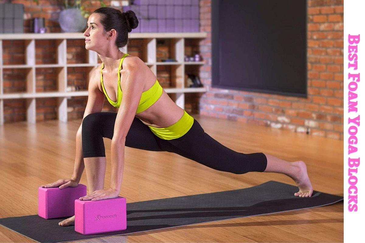 Best Foam Yoga Blocks