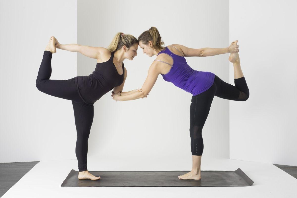 Bff 2 Person Yoga Poses